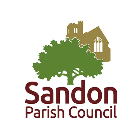 Sandon Parish Council Logo